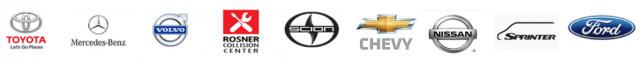 All logos for Volvo of fredericksburg mercedes benz